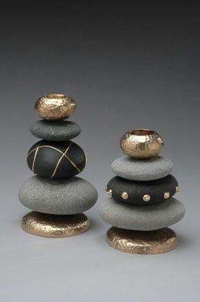 #stacked #painted #rocksStacked painted rocks