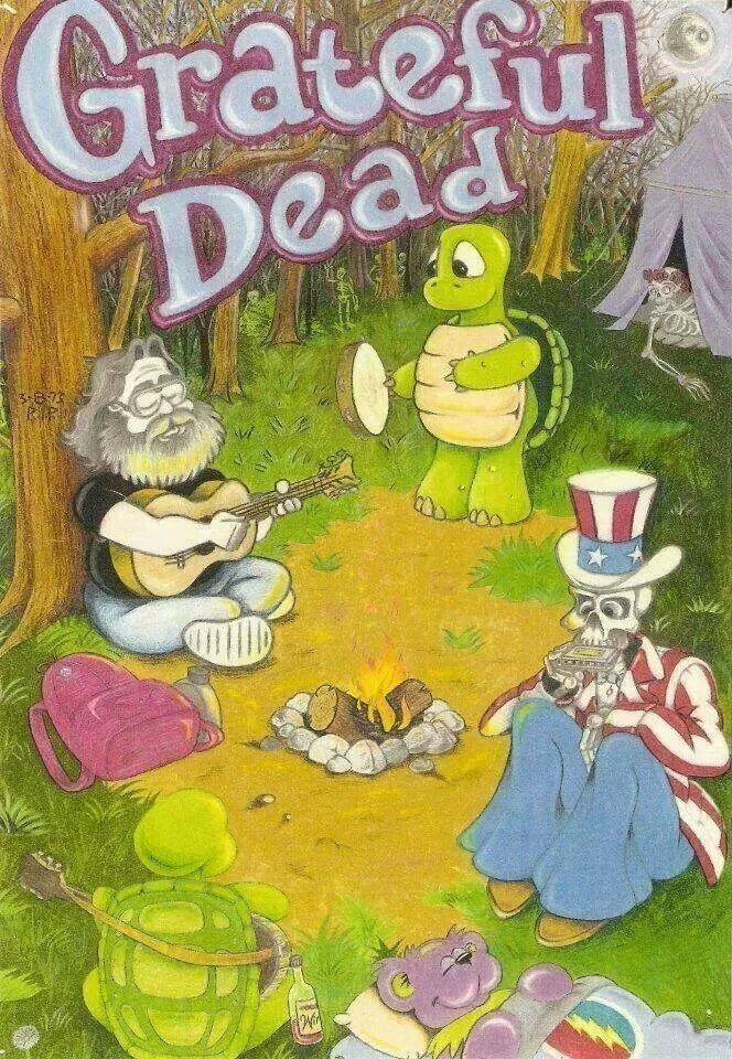 an introduction to the life of jerome john garcia and the grateful dead Frequently speak in terms of specific live versions of grateful dead  john barlow shared the dead  grateful dead theme song — with garcia.