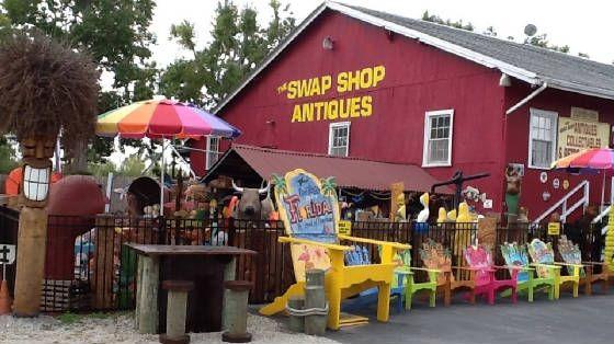 Swap Shop Antiques, Ft. Myers, Florida