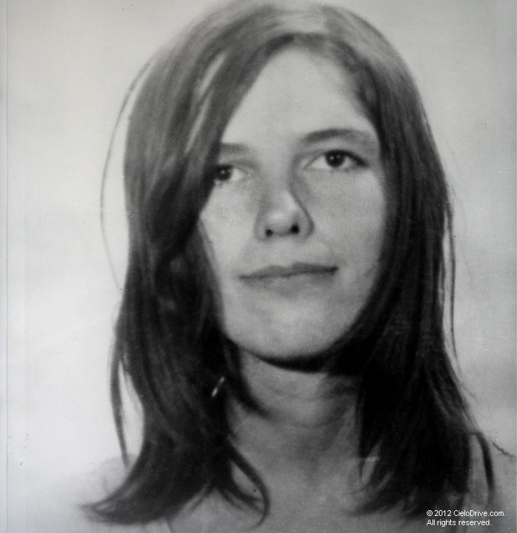 Leslie Van Houten | Charles Manson Family and Sharon Tate-Labianca Murders | Cielodrive.com