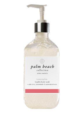 Palm Beach Watermelon Hand Body Wash