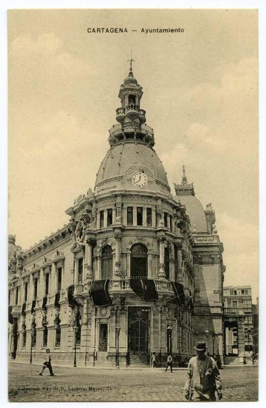 Visor Archivo General Región de Murcia. FOT_POS,09/094 / Cartagena. Ayuntamiento.