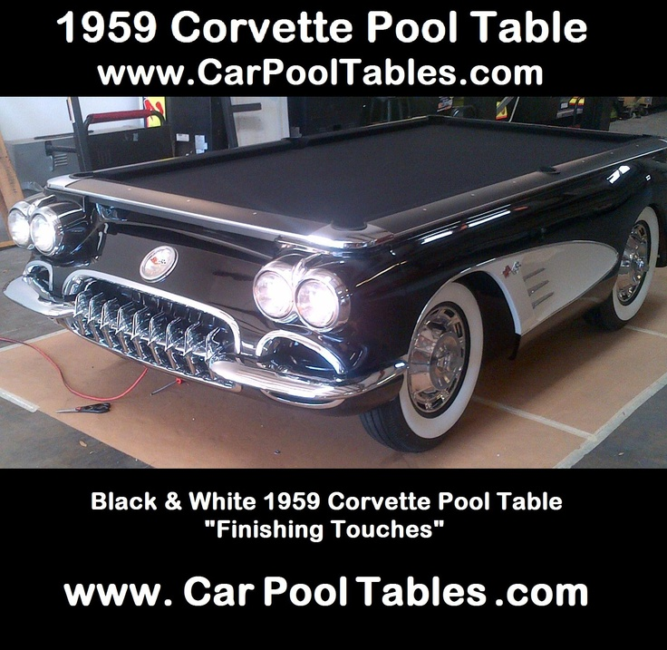 Pin By Collector's CarPoolTables On Car Pool Tables