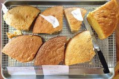 PLAIN & SIMPLE GOLDEN CAKE: THE BOXED CAKE MIX CONUNDRUM Comparing boxed yellow cake recipes to scratch