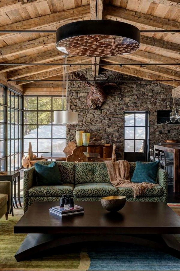Rustic Style Decor, Rustic Modern Furniture Gallery