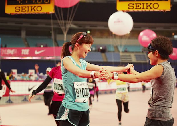 安田美沙子 Road to Nagoya #Final マラソンに終わりはない | onyourmark MAG