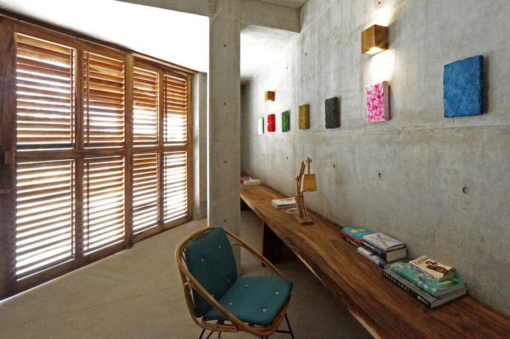 Tadao Ando, Casa Wabi Foundation, Puerto Escondido, Oaxaca, Messico. Photo © Estudio Zabé