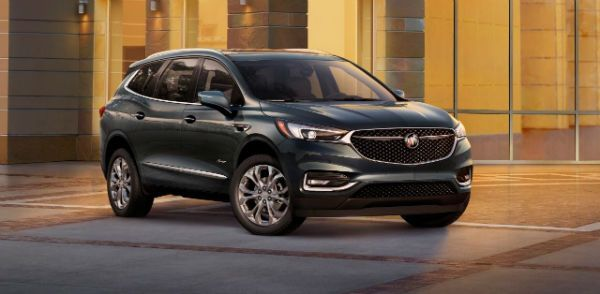 2019 Buick Enclave Buick Enclave Buick Suv