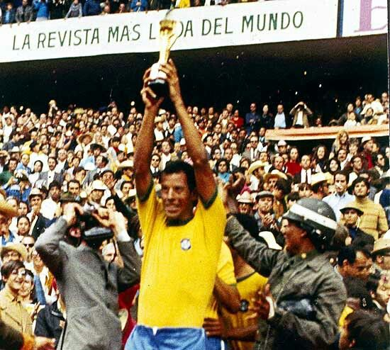 Brazil world champion 1970