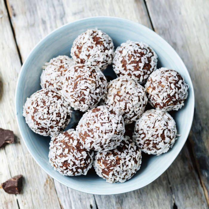 Chokladbollar – recept