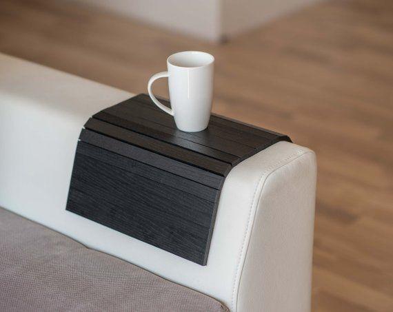 Wood Sofa Arm Tray Protectors Armrest Table Sofa Table Coaster Sofa Tray Arm Rest Table Wood Sofa Table Coasters