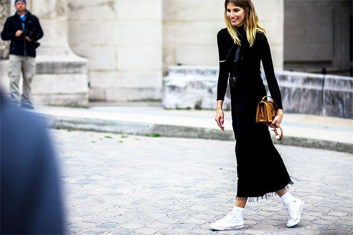 The Sneakers All the Parisian Girls Are Wearing via @WhoWhatWearUK