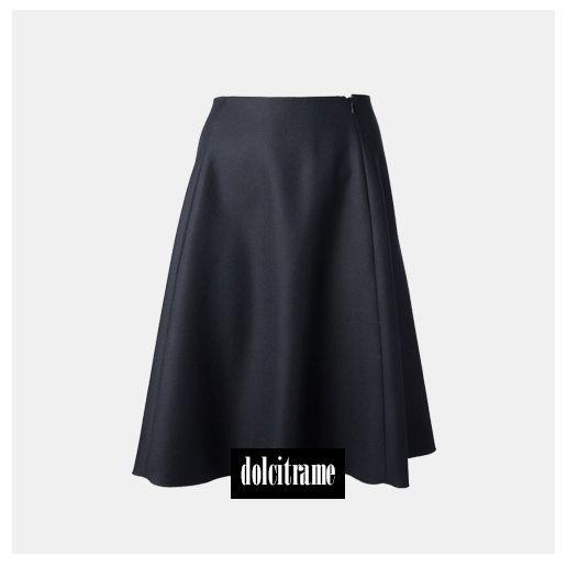 #jilsandernavy #skirt #newin #newarrivals #instore #aw13 #fw13 #fashioncollection #wishlist #womenswear #womenstyle #ootd #shop #shopping #dolcitrame