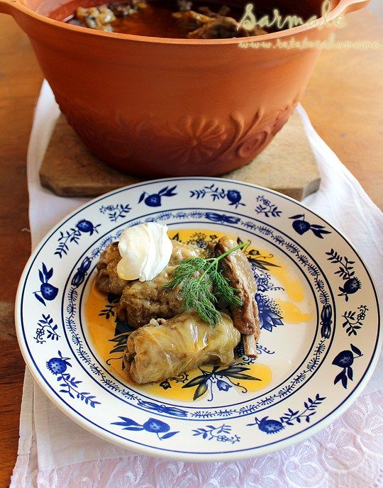 cabbage in clay pot, stuffed cabbage recipe