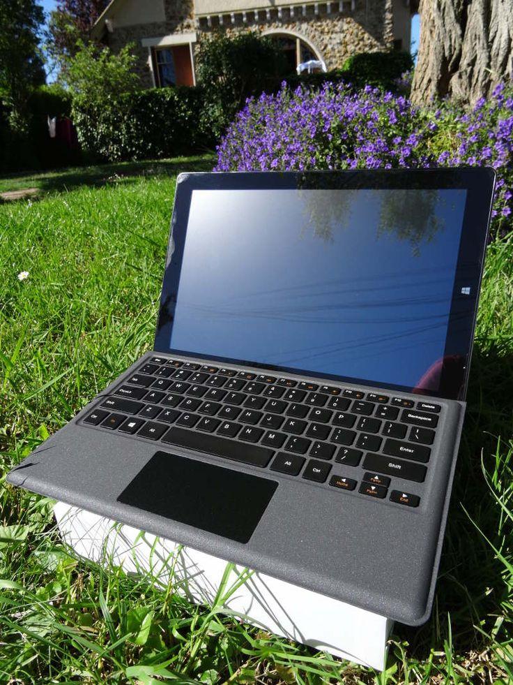 Test Teclast X5 Pro tablette tactile avec clavier