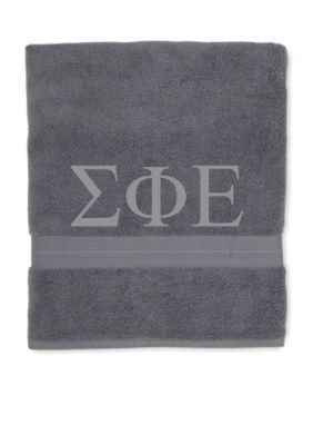 Martex  Sigma Phi Epsilon Greek Abundance Bath Towel