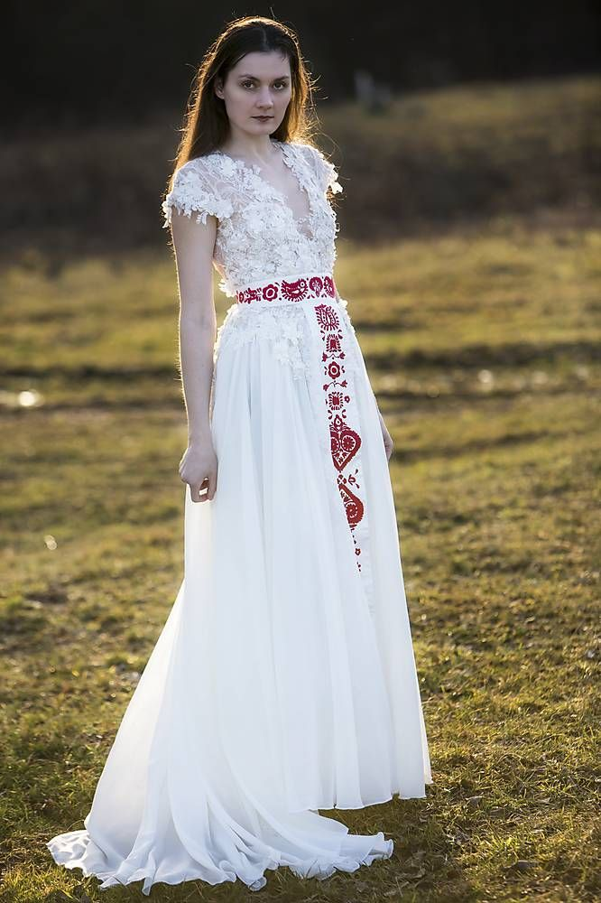Šaty - Bohémske svadobné šaty ,,Boho,, - 6456643_