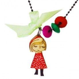 Oobi Little Girl Necklace