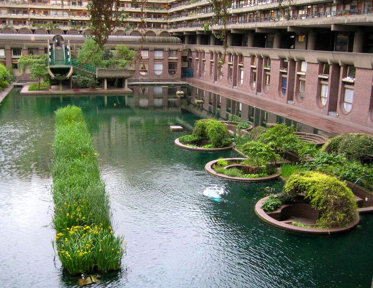 Barbican Garden / London