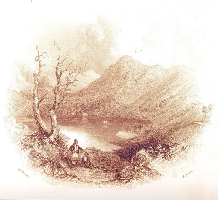 """""""Τόπος και ιστορία: Μια περιήγηση στα Γιάννενα των αρχών του 19ου αιώνα"""" (ερευνητική εργασία Α' Λυκείου)."""