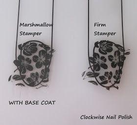 The Clockwise Nail Polish: Uber Chic Uber Mat Full Review & Nail Arts