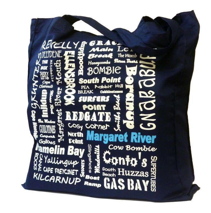 Margaret River Beach Bag