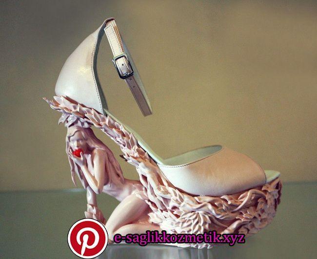 Crazy Unusual Shoe Design | Crazy shoes, Funky shoes