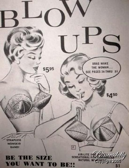 vintage ads 9 Vintage ads are a reminder of how times have changed (24 photos)