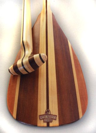 You may want a new fancy purse... I dream of this: Whiskey Jill paddle blade- for my SUP board, a gal can dream ;)