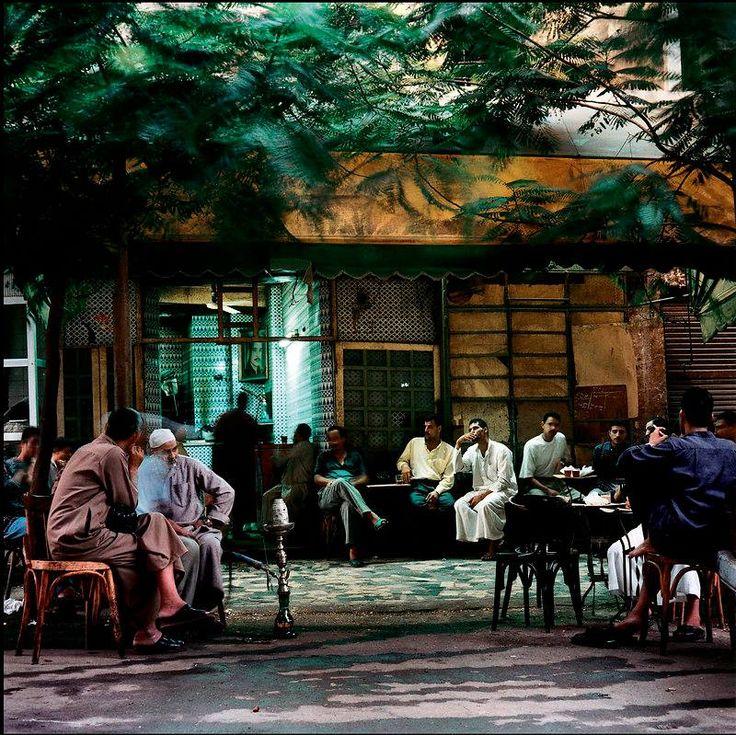 قهوه في باب زويله مصر ١٩٩٤