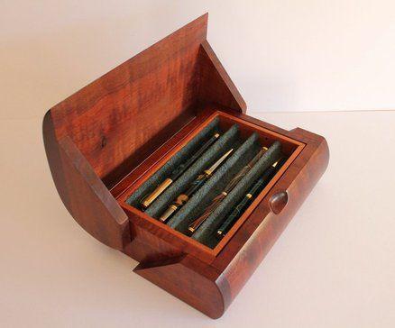 Art Deco Pen Box