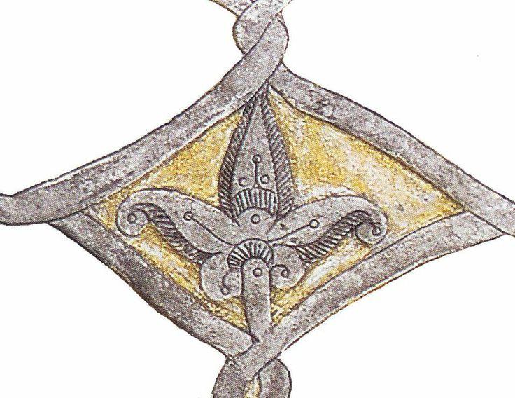 a karosi tarsolylemez ős TEN jele