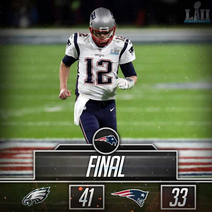 super cute b6b54 b5455 FINAL: Tom Brady throws for 505 yards but your New England ...