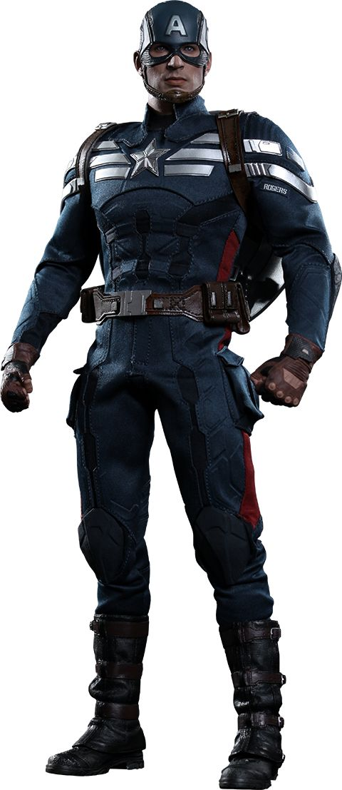 Hot Toys Captain America - Stealth S.T.R.I.K.E. Suit Sixth Scale Figure  $219.99 (Click on picture links to see more pics, details, and to pre-order now!)