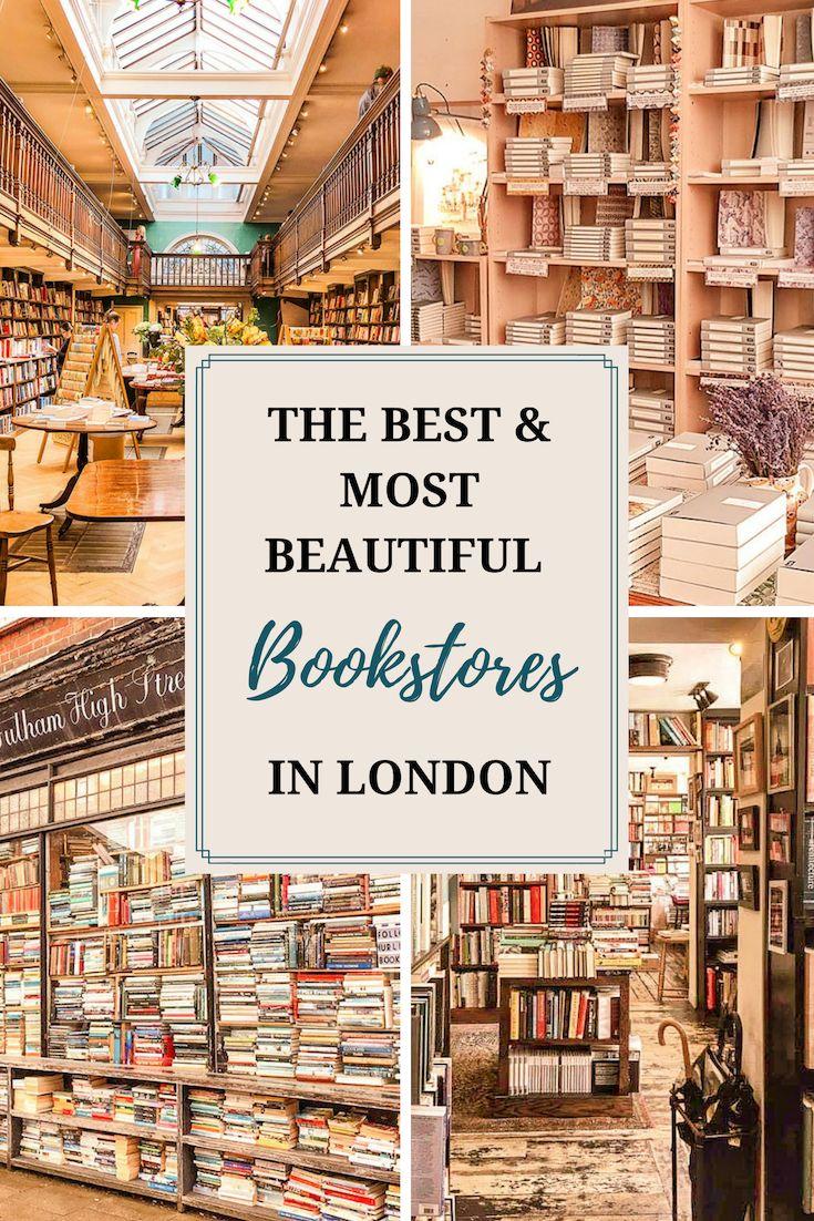 15 Best Bookshops in London
