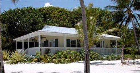 Luxury Florida Keys Vacation Rentals - The Cottage At Schooner Bay Estate Islamorada