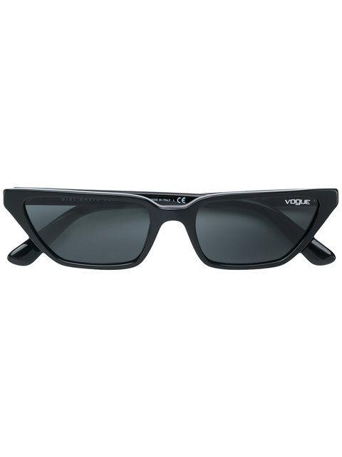 86de84547ca15 Vogue Eyewear Gigi Hadid Special Edition sunglasses Óculos Gatinho, Sapatos  Importados, Marcas De Roupas