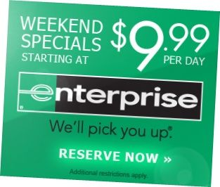 New Offer From Enterprise Rent A Car Coupon Photo Of Enterprise Rent A Car Coupon On Weekend