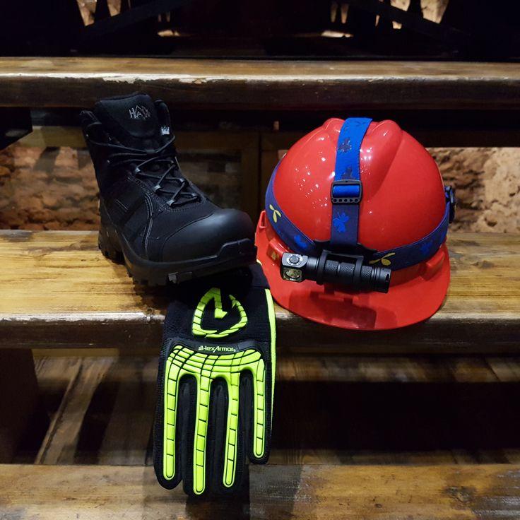 Safety First!  #Haix #MSA #Hexarmor #Skilhunt #SafetyFirst #neomed.gr