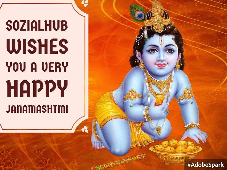 #Janmashtmi #HinduFestival #ShriKrishna #SozialHub