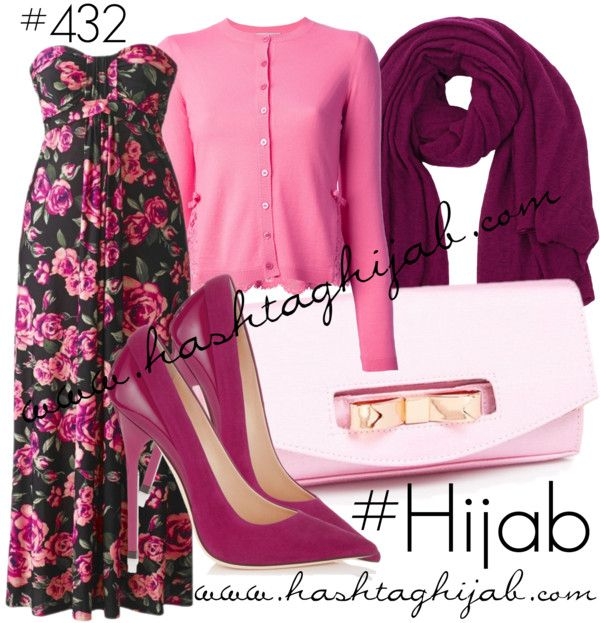 Hashtag Hijab Outfit #432