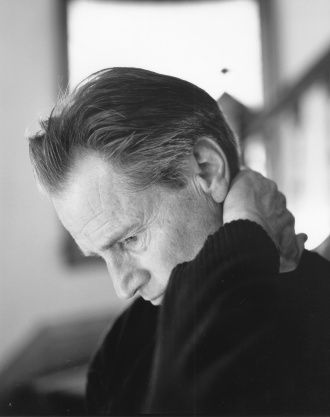 Sam Shepard~I met him once, and he was super sweet and nice.