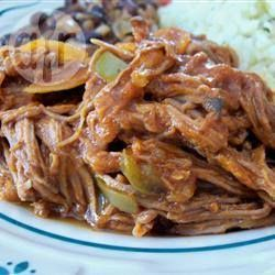 Kubanische Ropa Vieja aus dem Slow Cooker @ de.allrecipes.com