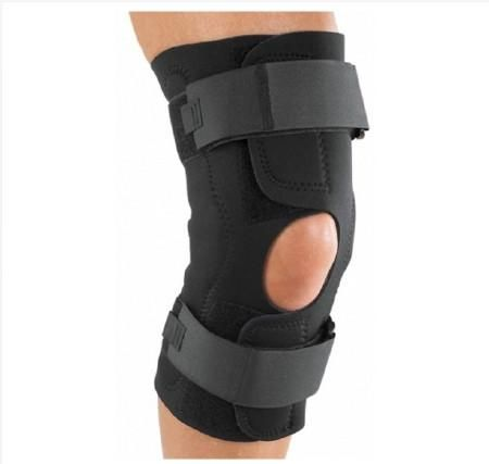 Knee Brace Hinged Reddie Brace, Wraparound, Hook and Loop Straps | DJO #medical #medicalsupplies #pro2medical #health #healthcare #lifestyle #Lubbock  #physicaltherapy #fitness #newstuff
