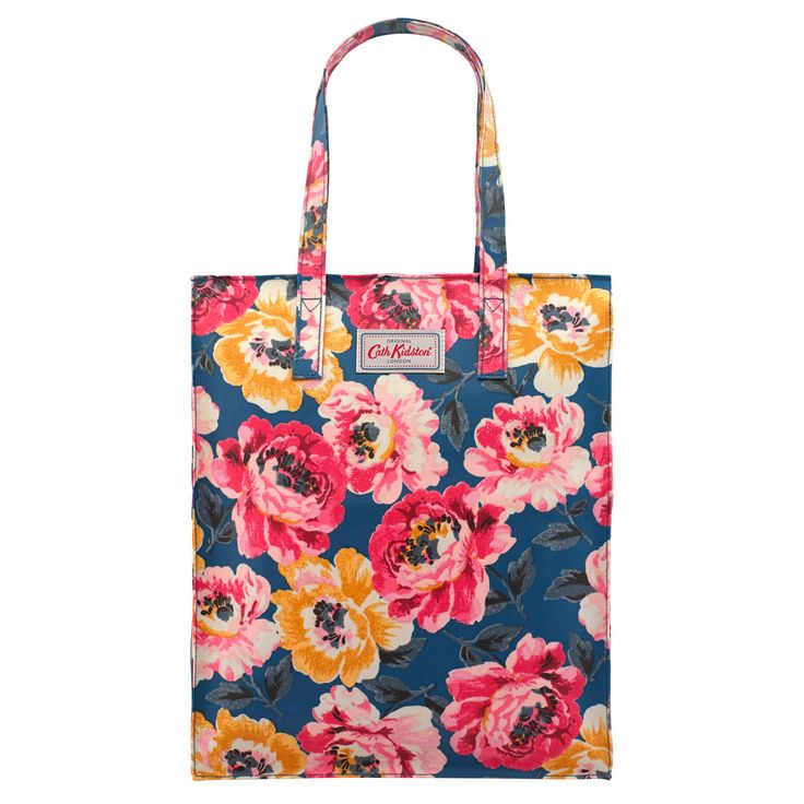 Buy your Cath Kidston Peony Blossom Tall Zipped Shopper Bag at Jarrolds, discover Cath Kidston Handbags & Purses online and at the Jarrold Department Store Norwich, Norfolk