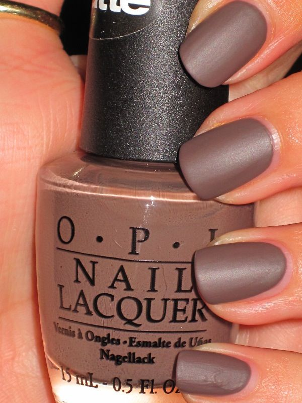 OPI- You Don't Know Jacques Matte; NEED this shade!!
