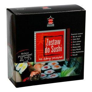 Zestaw do sushi - Trafiony prezent