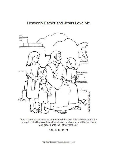 254 best LDS Children's coloring pages images on Pinterest | Lds ...