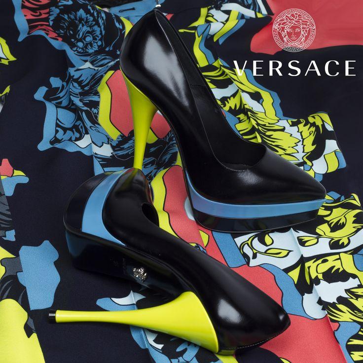 versace pumps
