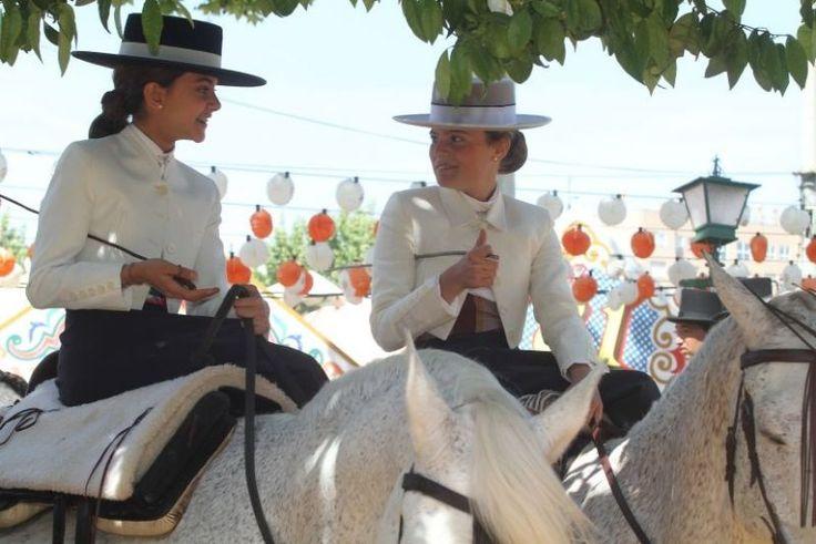 Feria de Abril 2012, Sevilla